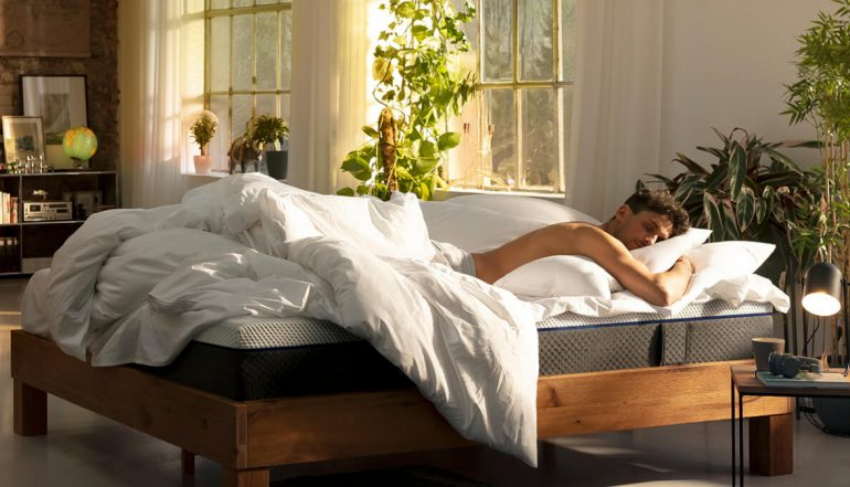 emma original hybrid mattress review