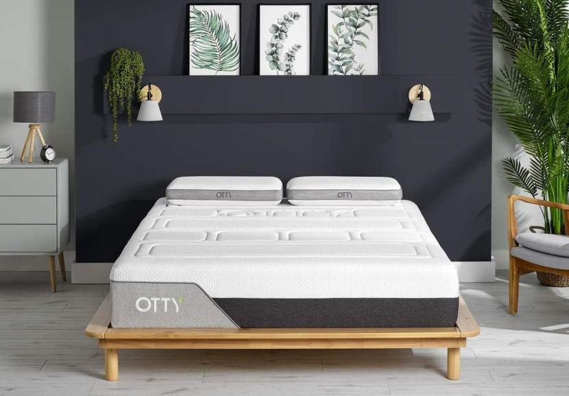 otty pure plus hybrid mattress