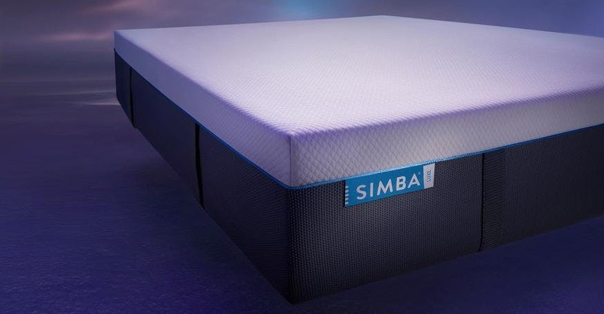 simba luxe cover