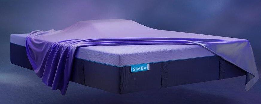 simba luxe mattress