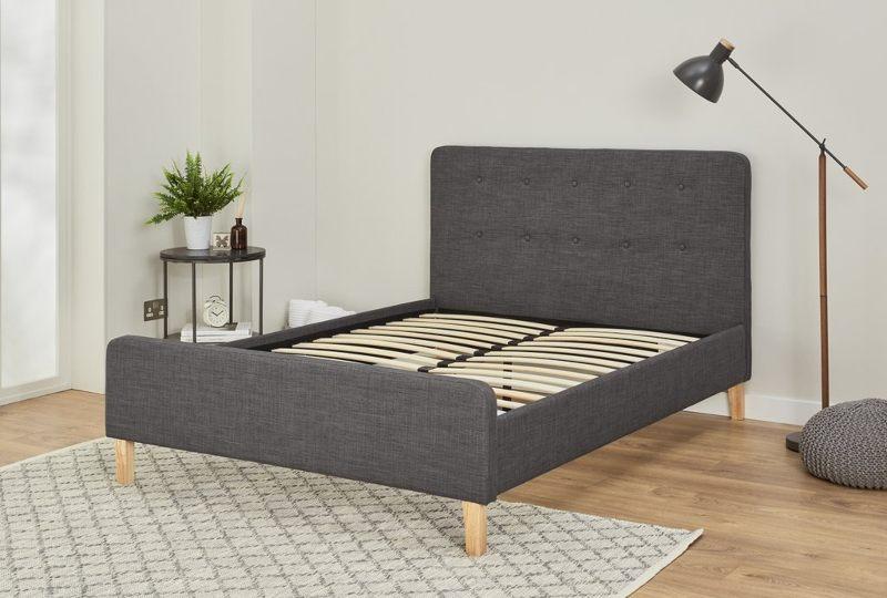 dreamcloud headboard bed frame