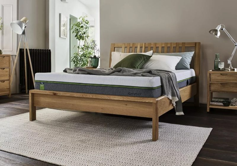 emma select helix mattress